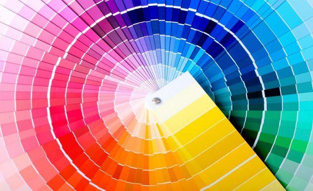 Bảng màu sơn sàn epoxy