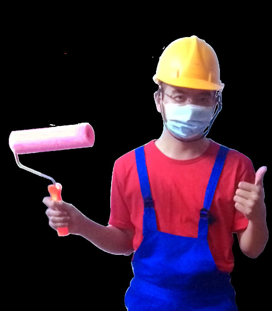 Bảo hộ an toàn lao động trong thi công sơn epoxy