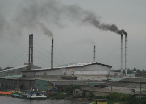 Báo động tình trạng ô nhiễm môi trường lao động