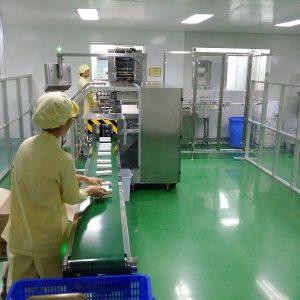sơn nền nhà xưởng chế biến thực phẩm