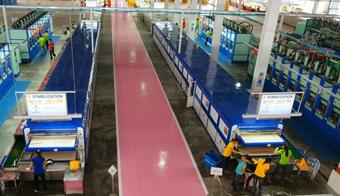 Sơn sàn công nghiệp epoxy cho nhà xưởng