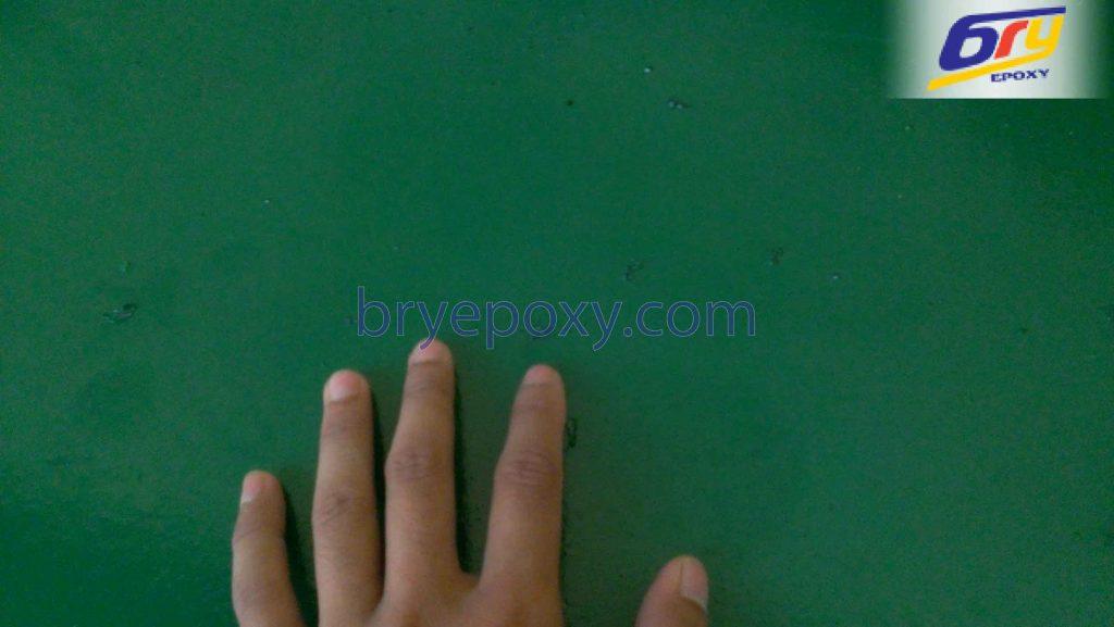 Sơn sàn epoxy kho hàng nhà máy bao bì tại KCN Tiên Du – Bắc Ninh