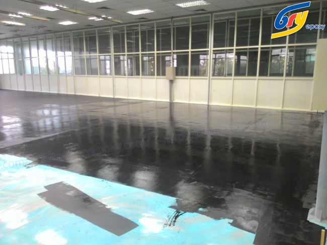 Antistatic Epoxy Paint