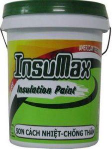 Sơn chống nóng-cách nhiệt của hãng Insumax